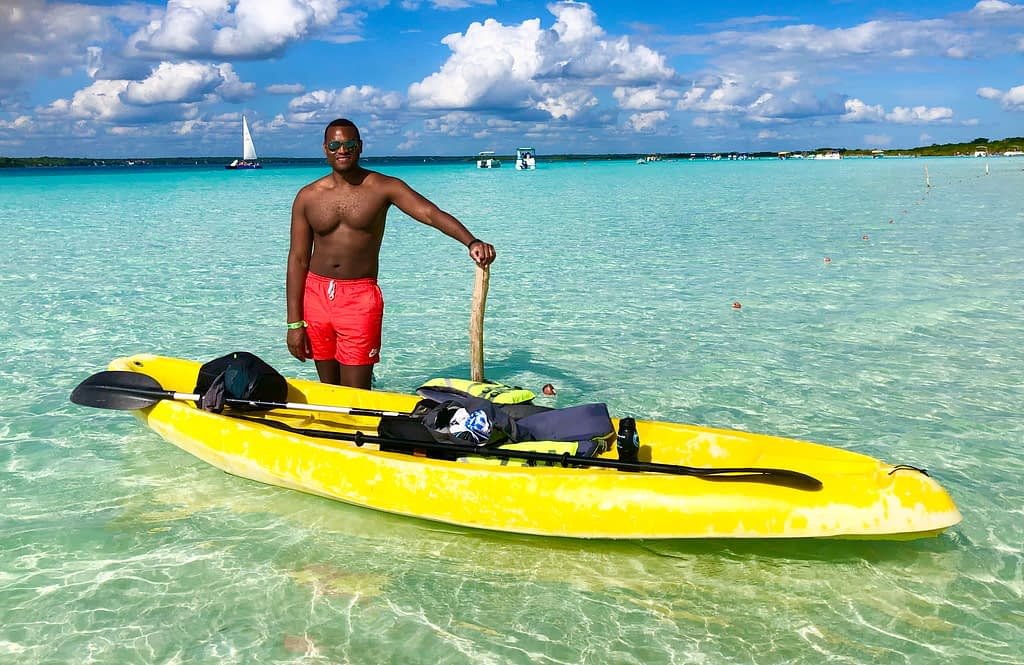 Bacalar: the Maldives of Mexico
