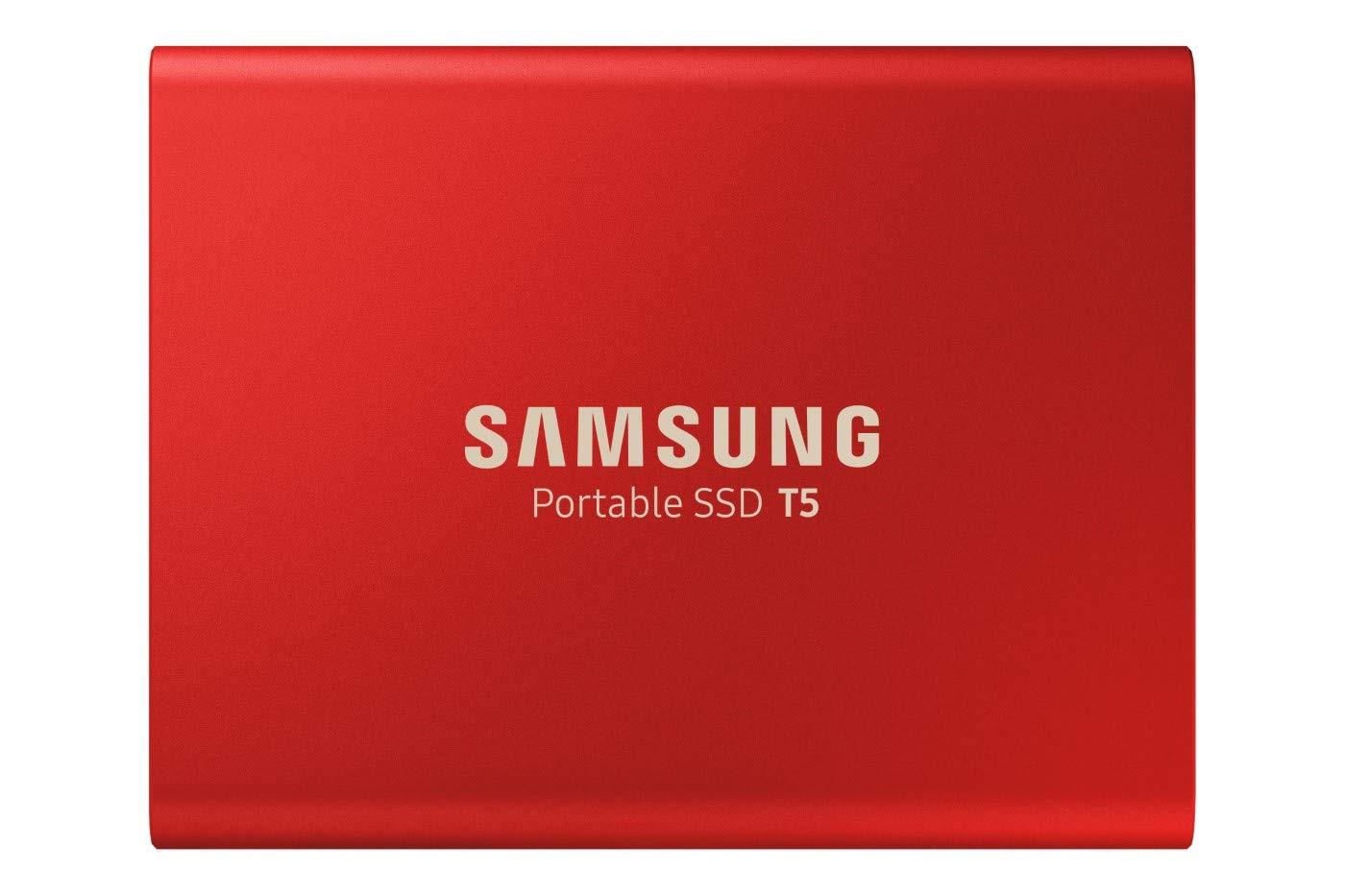 Samsung Portable HD T5