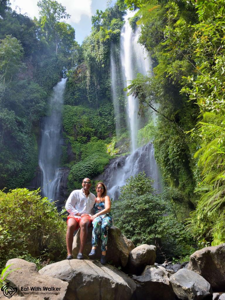Sekumpul Waterfall, travel