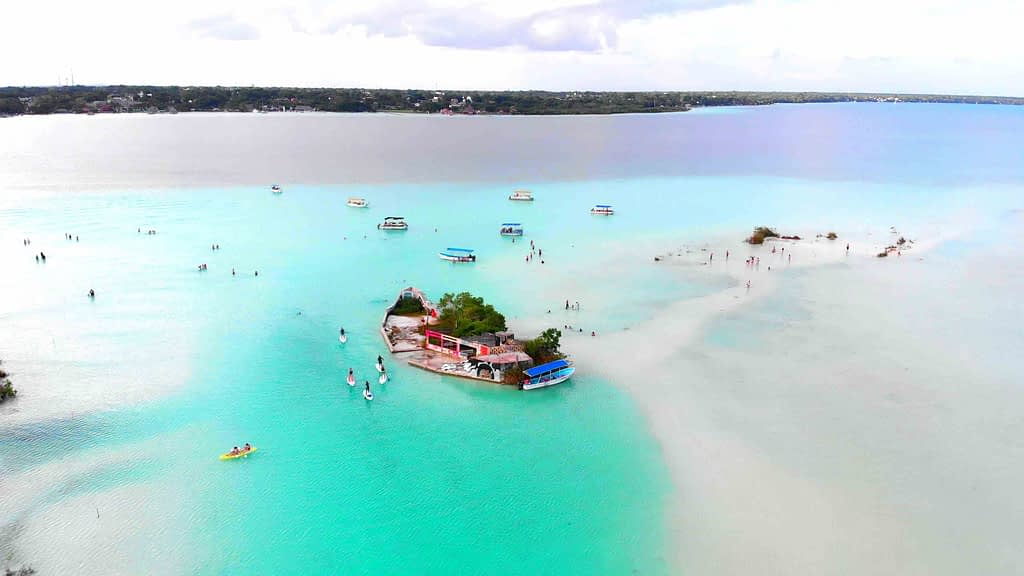 Bacalar: the Maldives of Mexico
