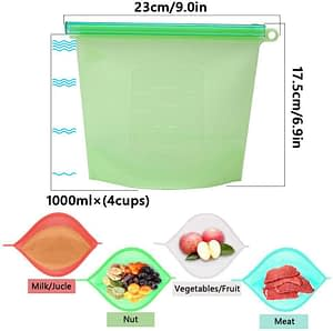 Tupperware containers - - travel more sustainably