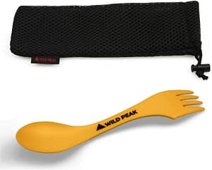 Spork - travel more sustainably