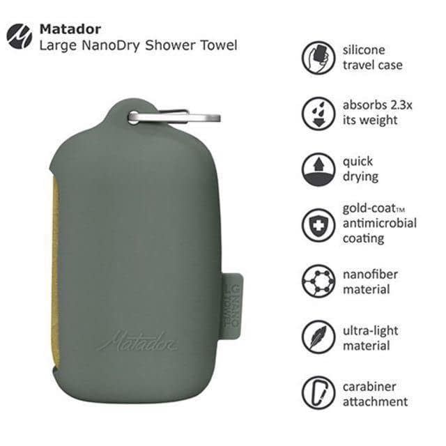 Matador Travel Nano Towel