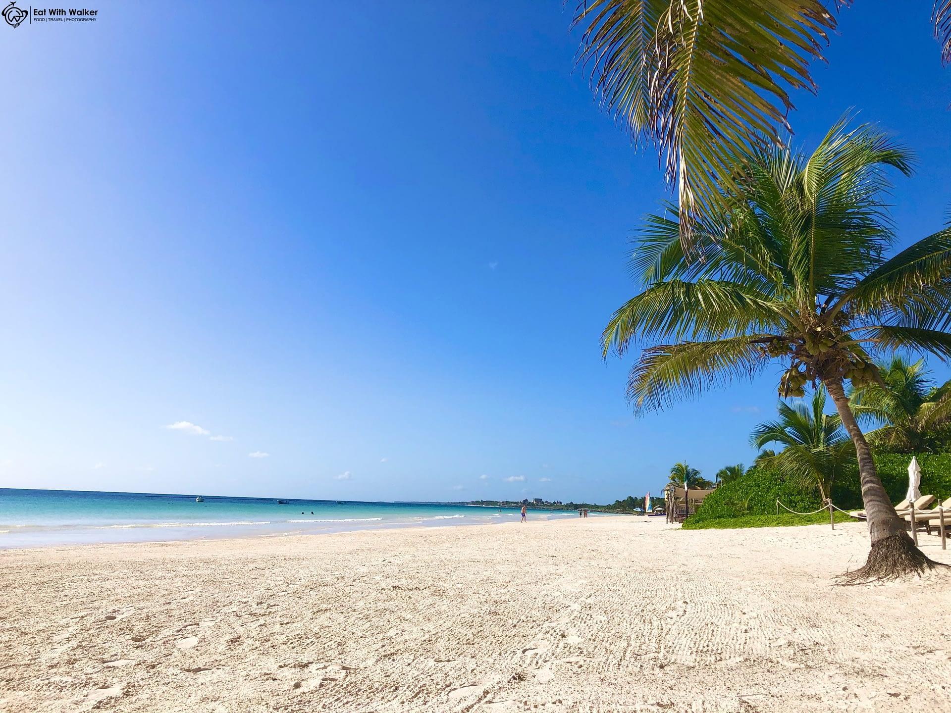 Paraiso Beach - Tulum