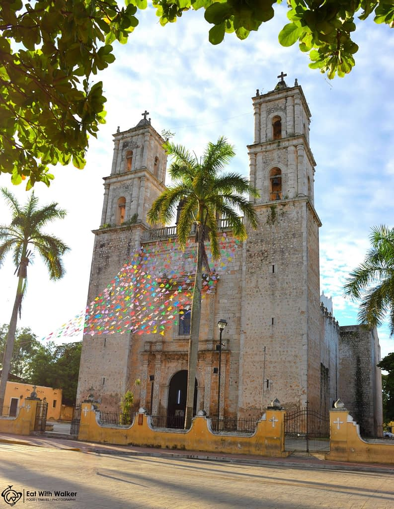Catedral de San Servacio - Days 9 - 11: Valladolid & Chichen Itza - Valladolid