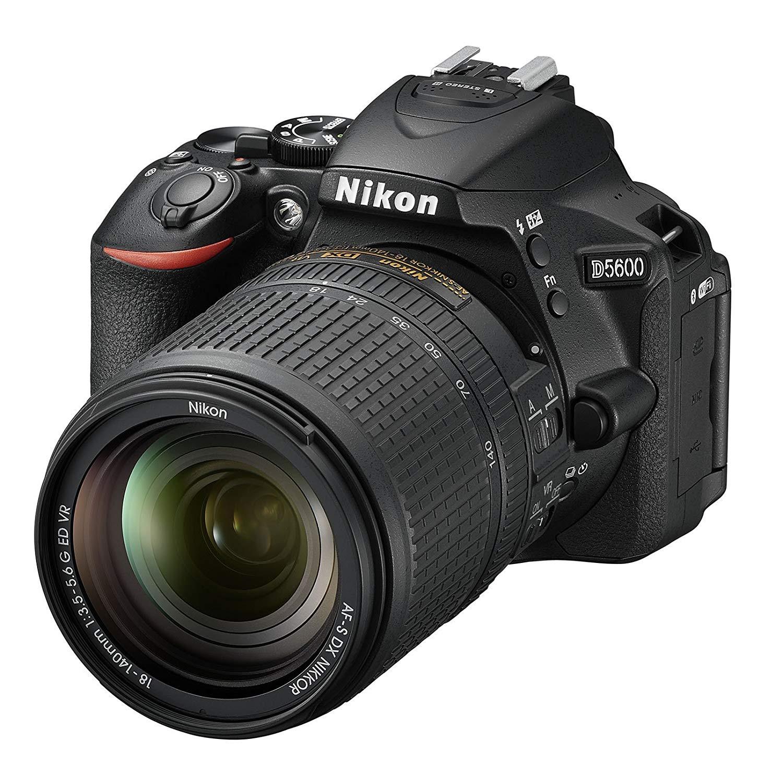 Nikon D5600 18-140mm Lense