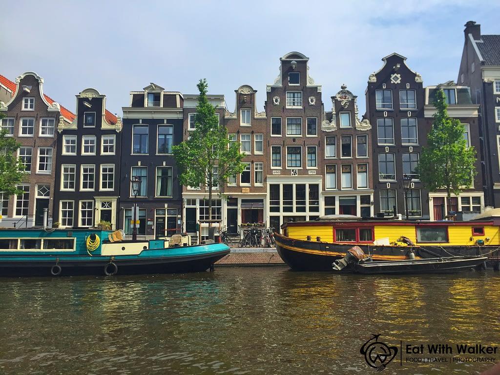 8 great restaurants in Amsterdam