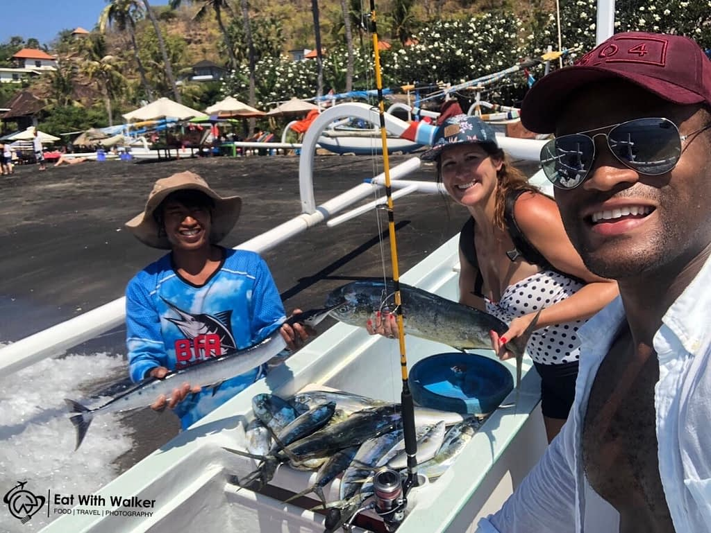 Bali Fish Amed, travel, adventure, fishing