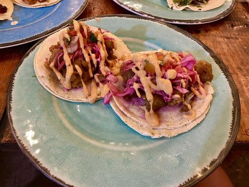 Barba Negra Fish Tacos