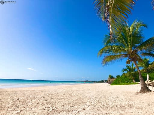 Tulum: white-sand beaches and crystal clear seas