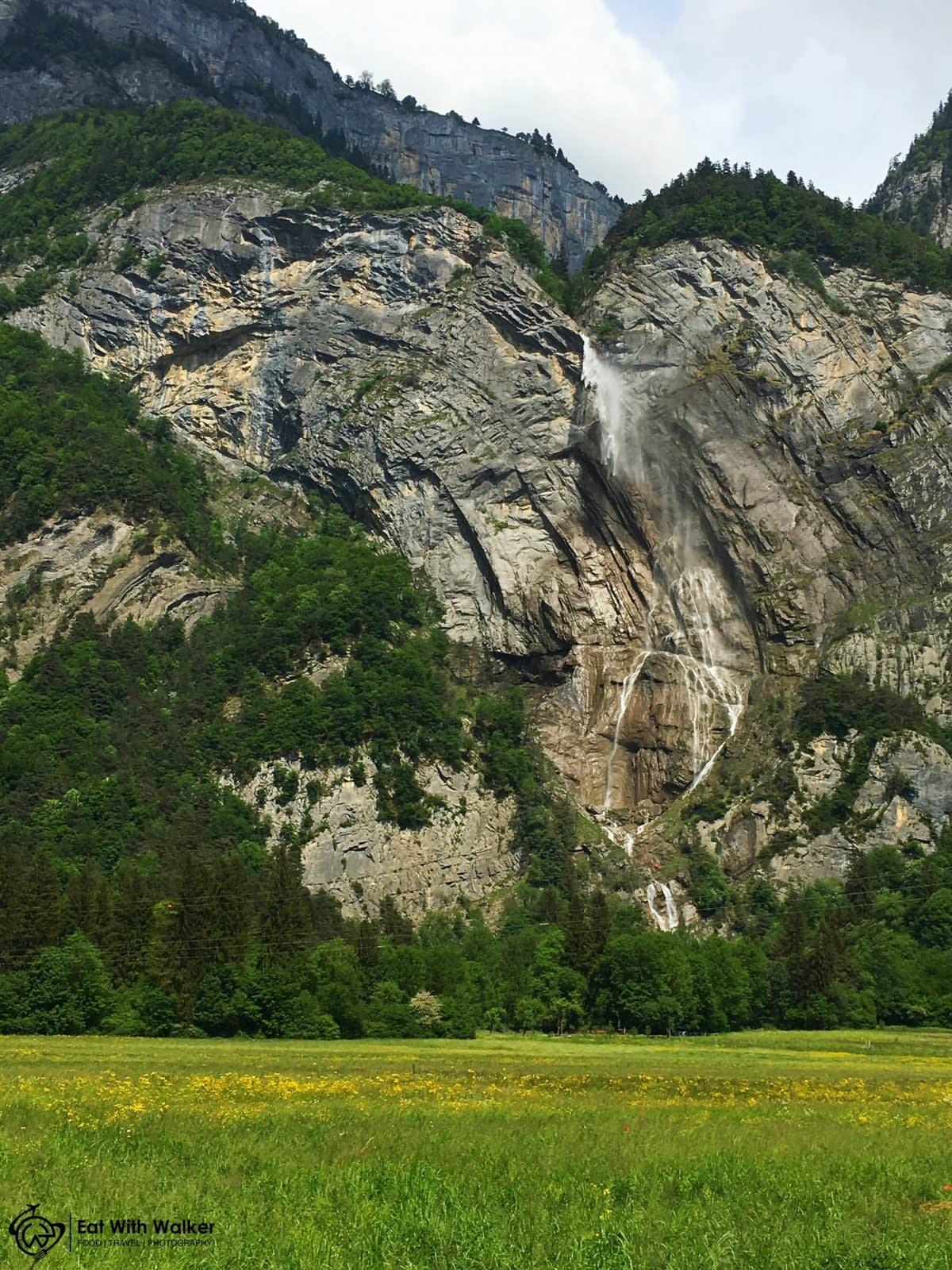 Cascade de l'Arpenaz - France